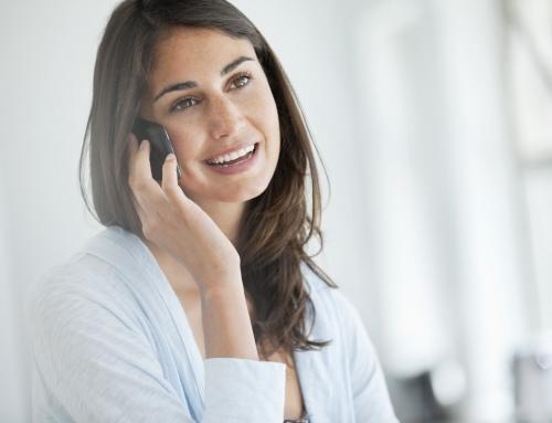 Sobre ligações telefônicas
